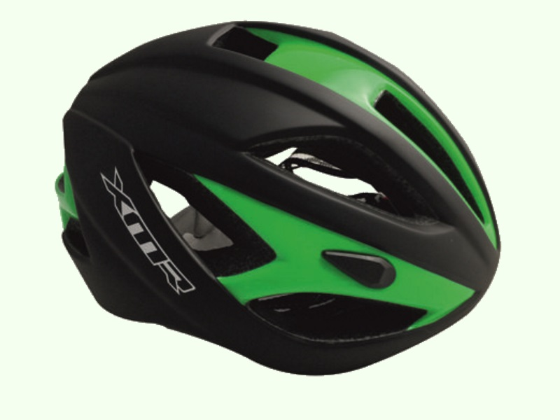 XMR Semi Aero 1.0 Road Helmet Green