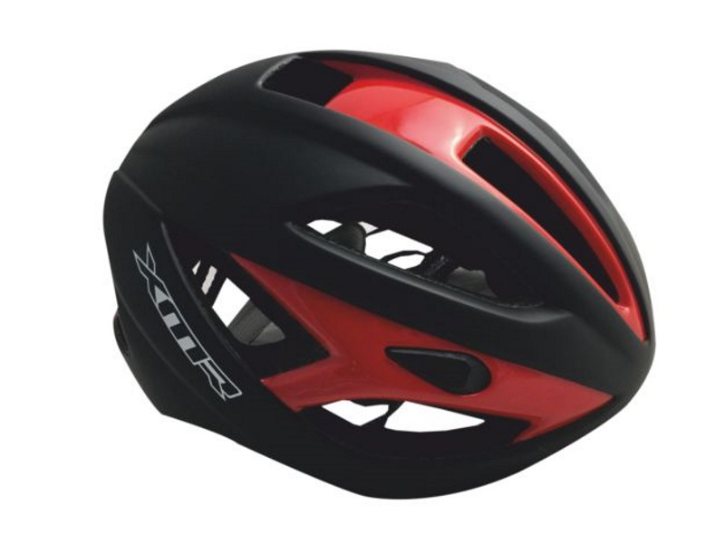 XMR Semi Aero 1.0 Road Helmet Red