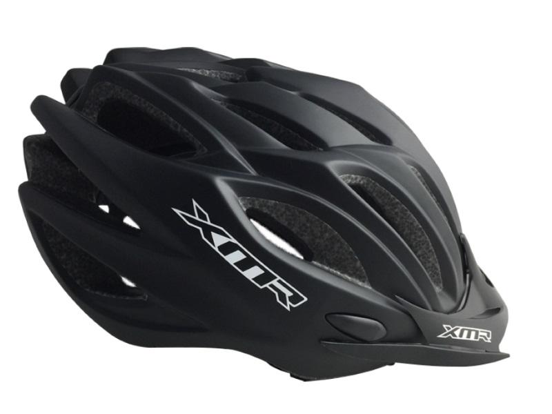 XMR Volcano MTB helmet Matt Black