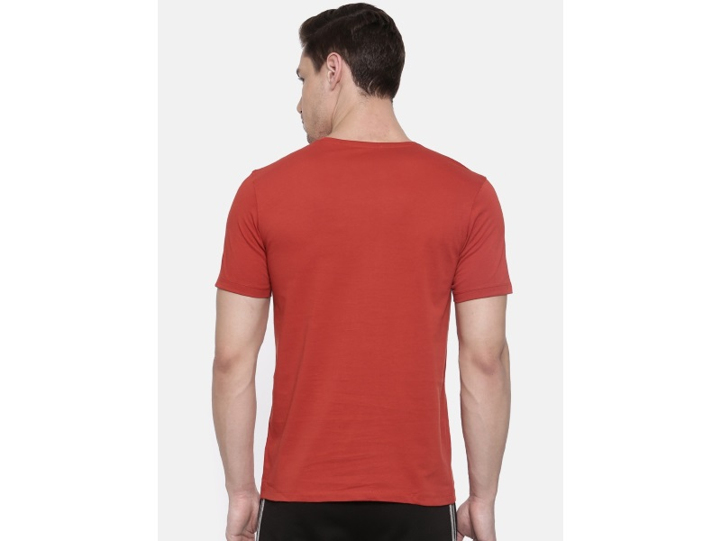 2Go Burnt Orange Cycling T Shirt