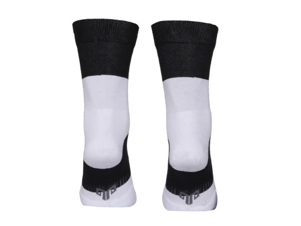 2Go Cycling Socks - Black/White