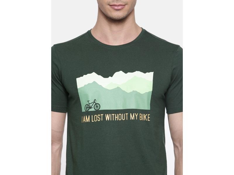 2Go Green Cycling T Shirt