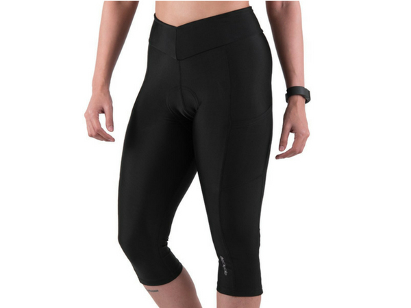 Apace Blade Cycling Capris - Black