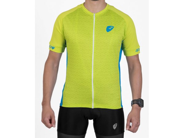 Apace Chase Pro Fit Jersey - Lime