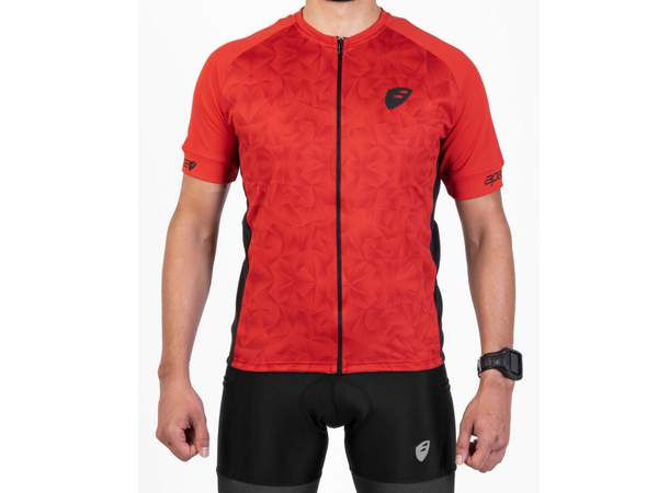 Apace Chase Pro Fit Jersey - Red