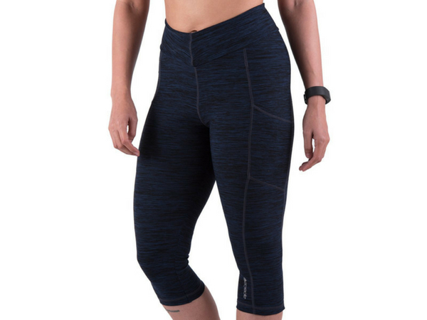 Apace Element Capris - Navy