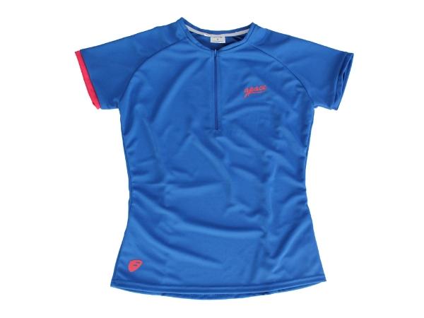 Apace Freewheel - Womens Cycling T-shirt -Scuba
