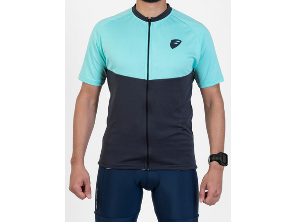 Apace Peleton Club Fit Jersey - Aqua