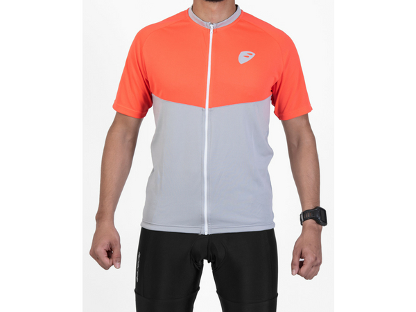 Apace Peleton Club Fit Jersey - Orange