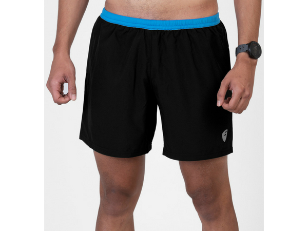 Apace Tempo Running Shorts Men - Black