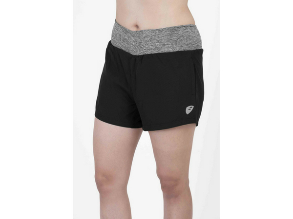 Apace Tempo Running Shorts Women - Black