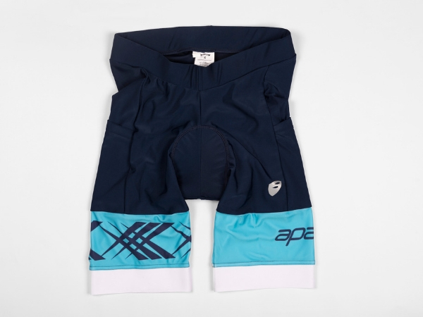 Apace Verge Triathlon Shorts Men Navy