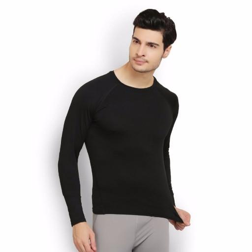 ARMR Black SKYN Full-Sleeve T-shirt