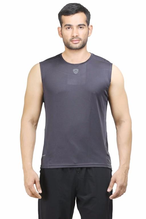 ARMR Charcoal Sport Sleevless Tee