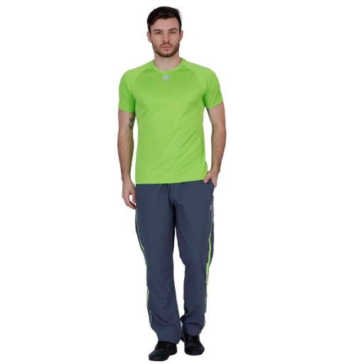 ARMR Graphite/Neon Green Sport Training Pants