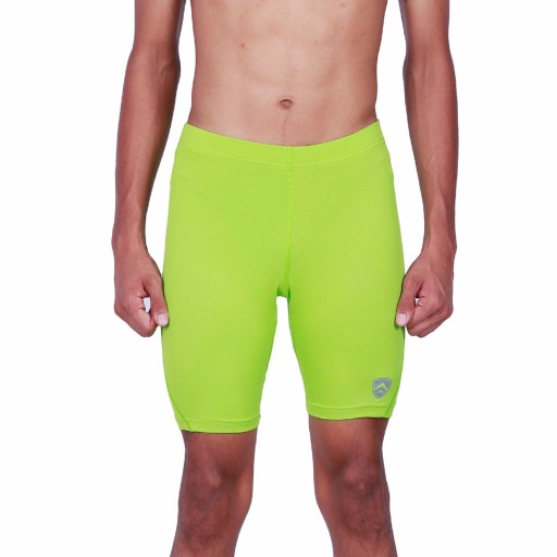 ARMR Junior Neon Green SKYN Cycling Shorts