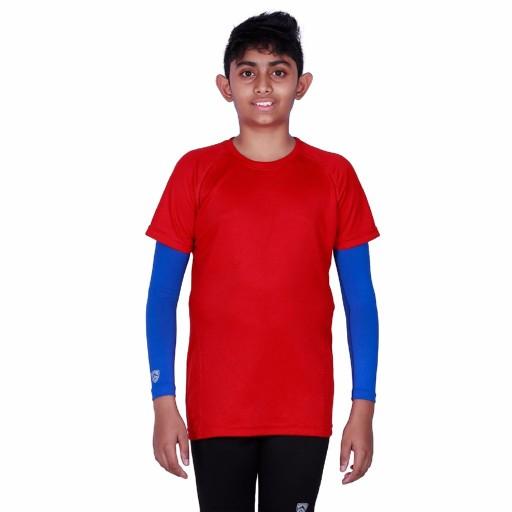 ARMR Junior Royal Blue SKYN Arm Sleeves