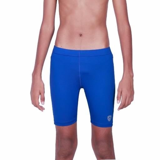 ARMR Junior Royal Blue SKYN Cycling Shorts
