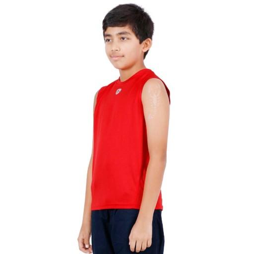 ARMR Junior Tomato Sport Sleeveless Tee