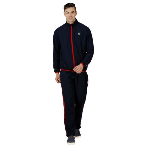 ARMR Navy Blue/Red Sport Training Jacket