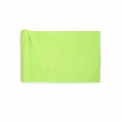 ARMR Neon Green Sport Quickdry Towel