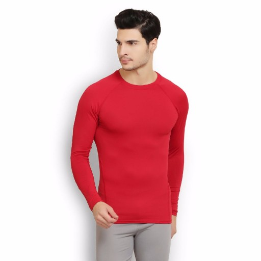 ARMR Red SKYN Full-Sleeve T-shirt
