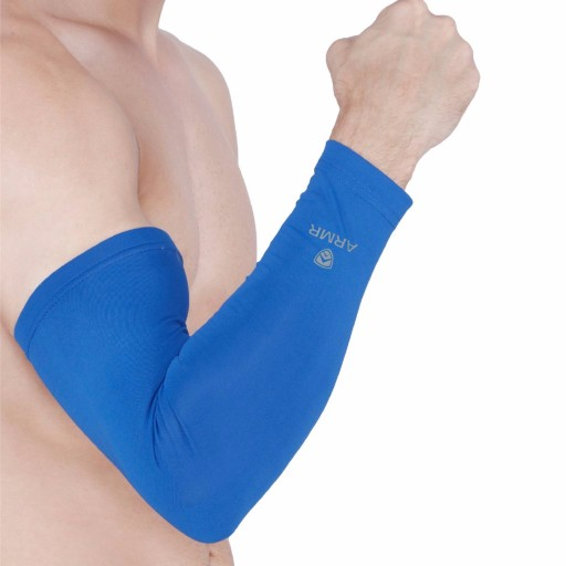 ARMR Royal Blue SKYN Arm Sleeves