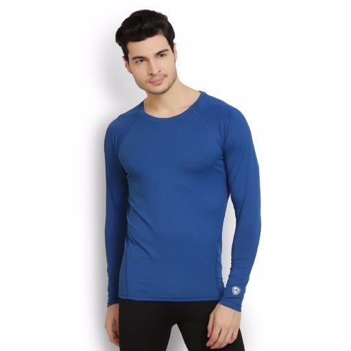 ARMR Royal Blue SKYN Full-Sleeve T-shirt