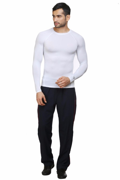 ARMR White SKYN Full-Sleeve T-shirt