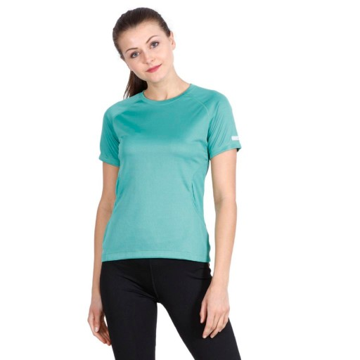 ARMR Women Emerald Sport Performance Tee