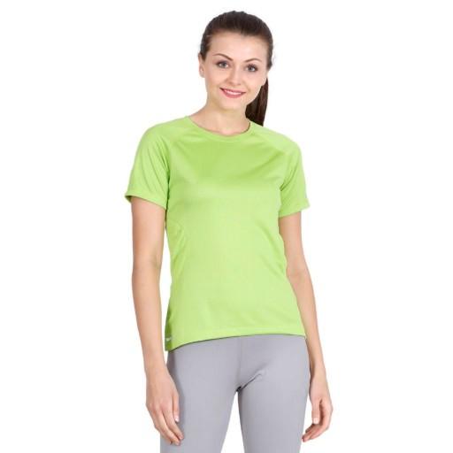 ARMR Women Neon Green Sport Performance Tee