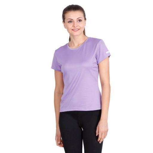 ARMR Women Violet Tulip Sport Training Tee