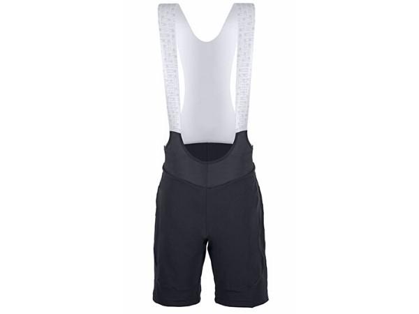 GSG Deux Alpes Bib Shorts - Black