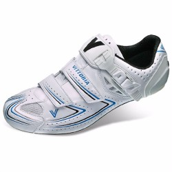 Vittoria V-Pro Road Shoes - Black Fluoroscent