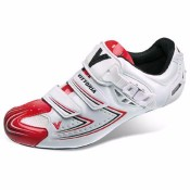 Vittoria V-Pro Road Shoes - White/Blue