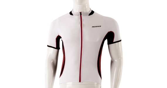 XMR Cycling Jersey - White