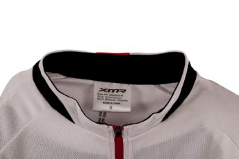 XMR Cycling Jersey - White