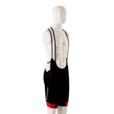 XMR Mens Cycling Bib Short - Black