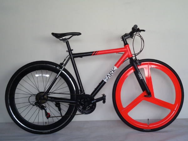 Bike Ark Daz (2019) Red