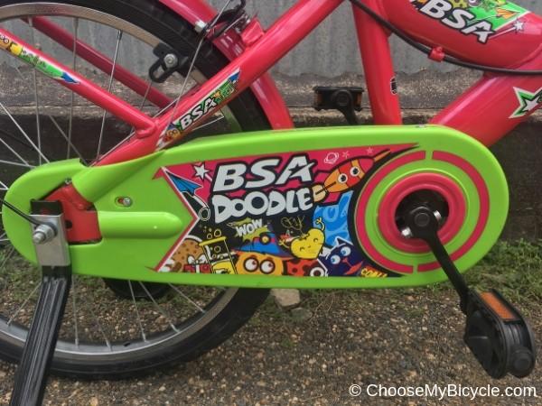 BSA Doodle 20