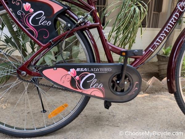 BSA Ladybird Cleo 26