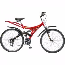 Hero Ranger DTB 26T 18 Speed Mountain Cycle (2017)