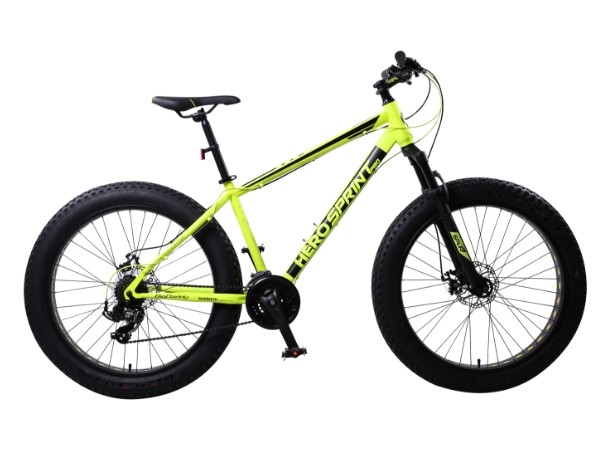 Hero Sprint Pro Big Daddy 26