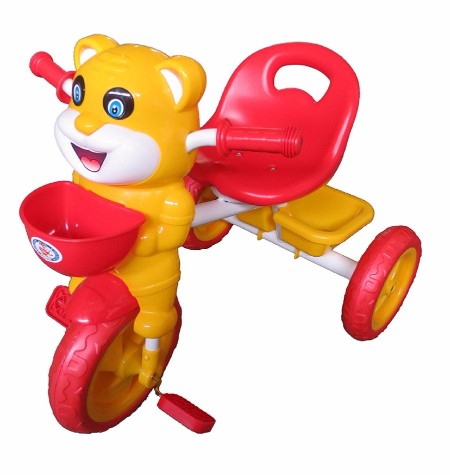 hlx nmc happy tiger tricycle 2016 pink