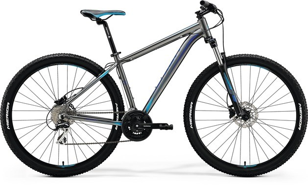 Merida Big Nine 20D (2018)