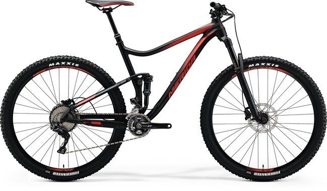 Merida One Twenty 7 XT Edition (2018)