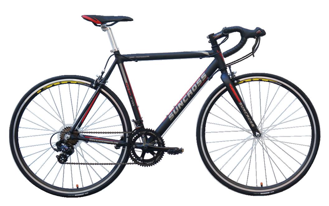 Suncross Racer Star (Multi Speed) (2017)