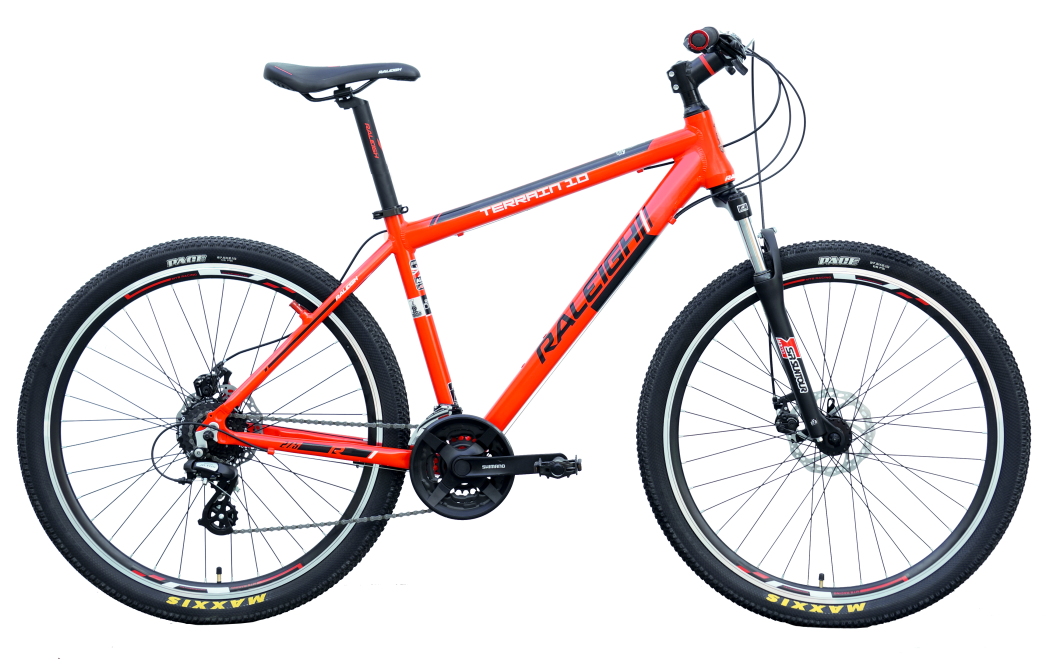 raleigh terrain 10 27 5 2015 black with yellow