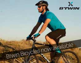 btwin bicycles online