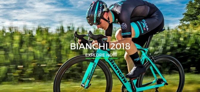 Bianchi Bicycles 2018
